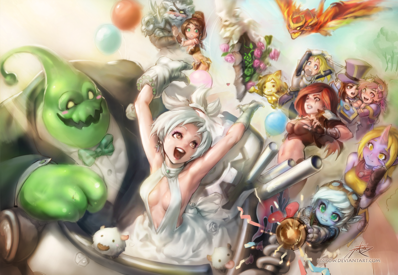 riven and zac