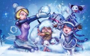 Do you wanna build a Snowman? by ptcrow