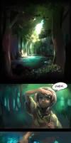 Shyvana~ The Half Dragon Tale. Page 1/6