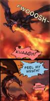 Shyvana~ The Half Dragon Tale. Page 6/6