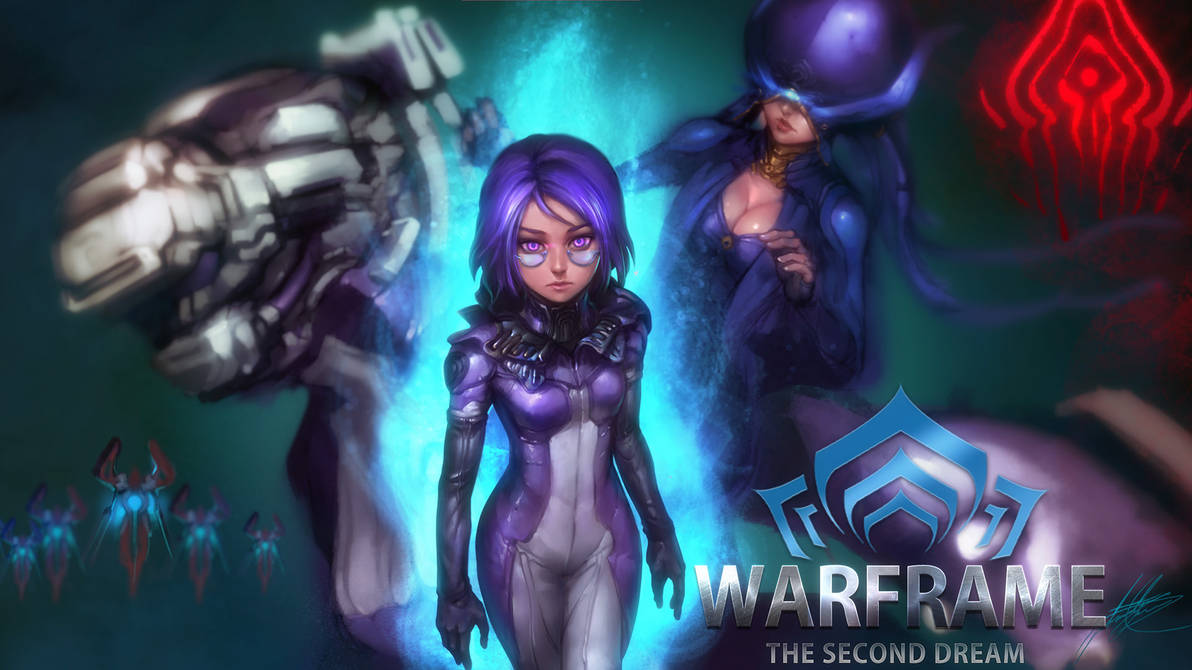 Warframe The Second Dream Retouched By Ptcrow On Deviantart