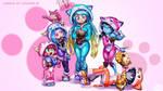 League of Meow Girls