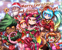 MCAHNY 2019 by ptcrow