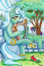 Minstrel Lyra by Invalid-David