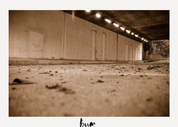 tunnel by bumorticc