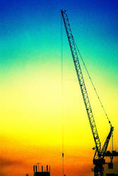 rainbow sky by bumorticc