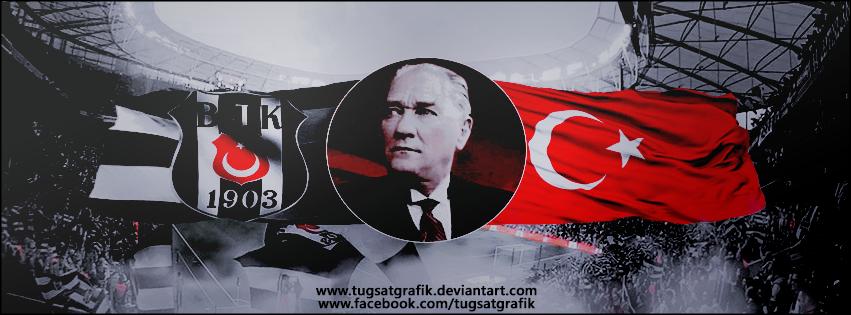 Ataturk Besiktas Facebook Kapak Fotografi By Tugsatgrafik On Deviantart