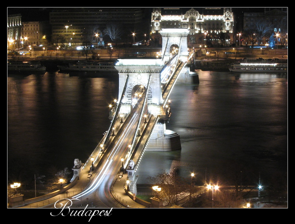 Chain Bridge by Amanodel
