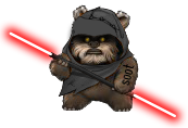 Sith Ewok by Opusmyer