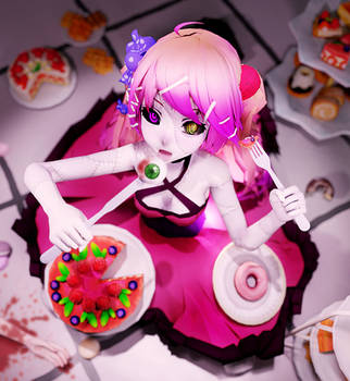 [MMD] I love you so deeply that I want to eat you by Hex1H4llow