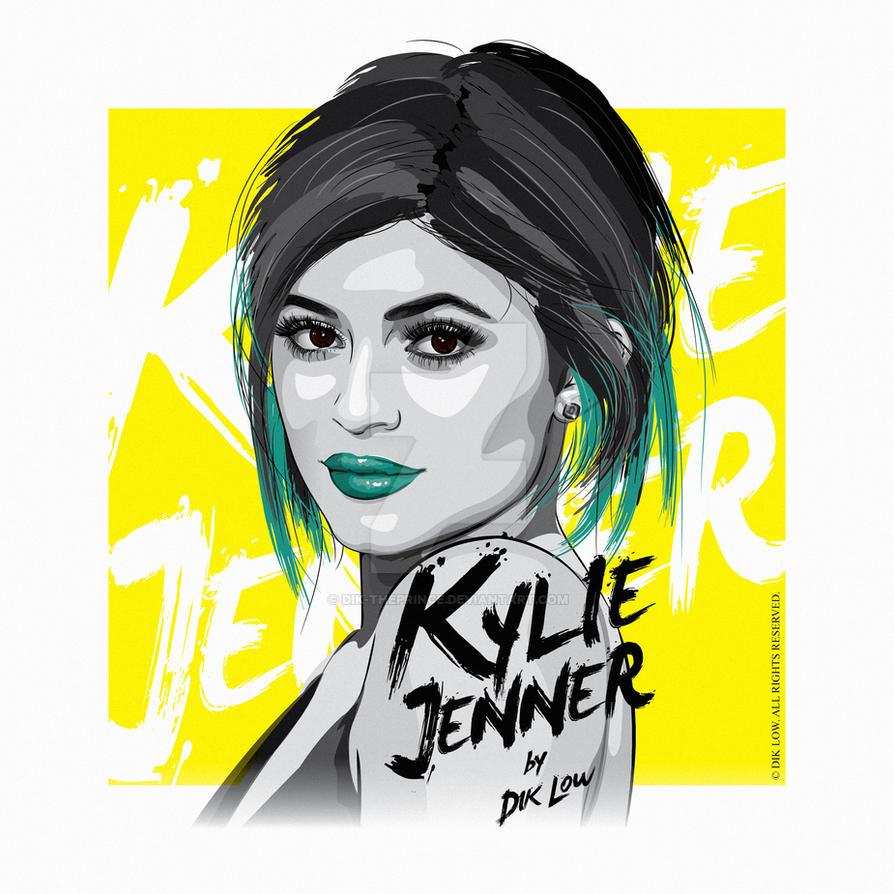 Kylie Jenner by dIk-ThePrince