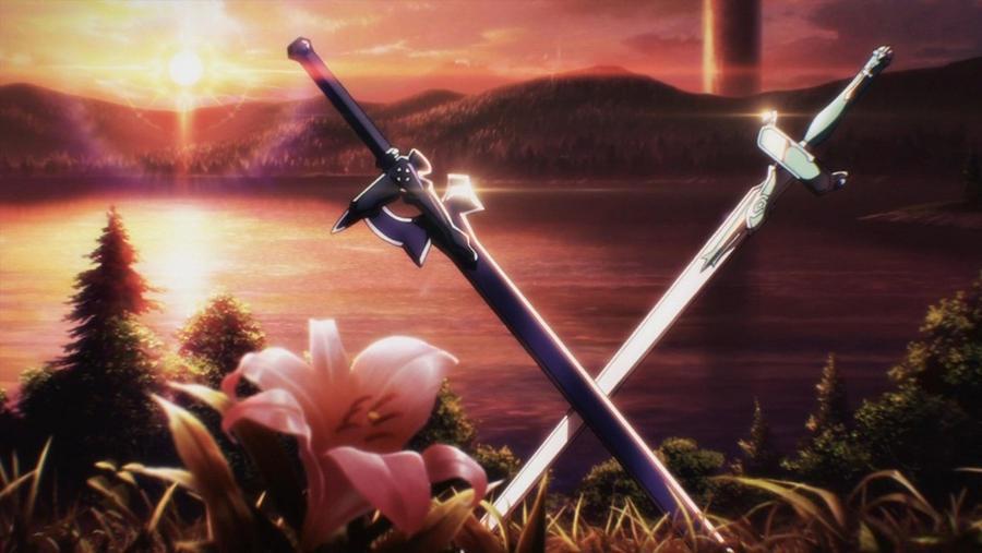 Swords Wallpaper by finnhuman97