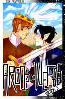 ARGOS AND NEFAS: Volume 1 Cover by cassbutts