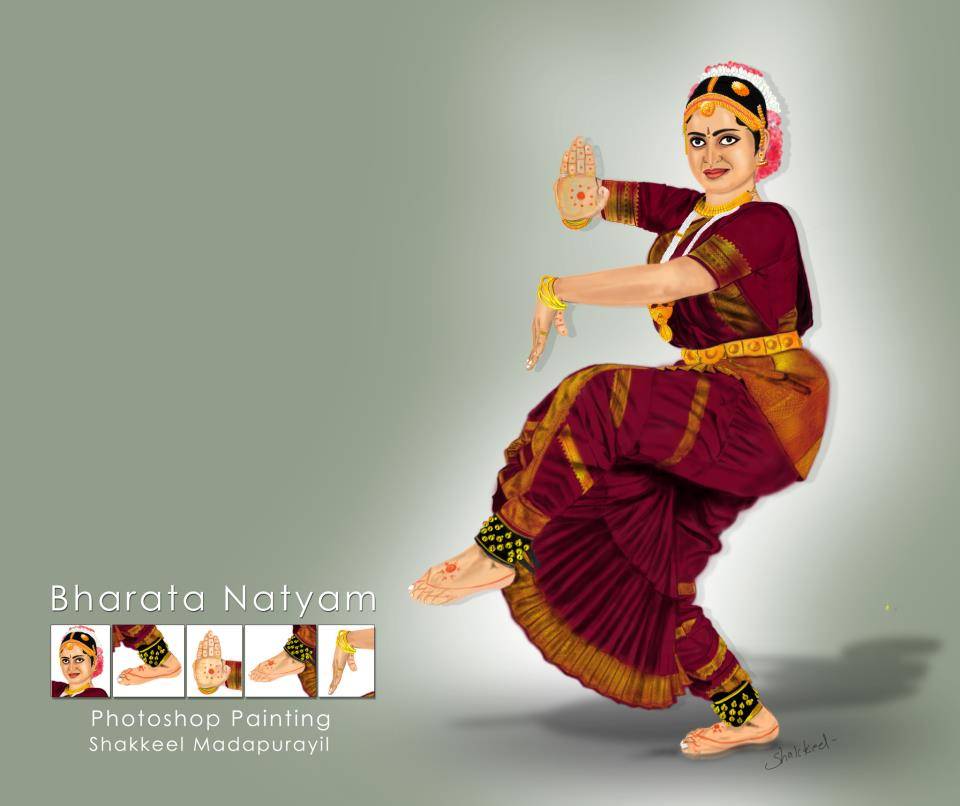 Indian Classical Dance By Shakyshakeel On Deviantart