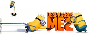 portada Despicable Me 2 a by DarkKlaus3