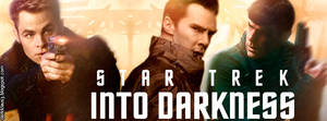 portada Star Trek into darkness a by DarkKlaus3