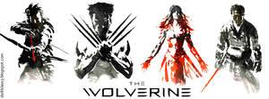 Portada Wolverine B by DarkKlaus3