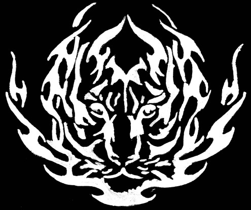 Drawn tiger by Orkekum