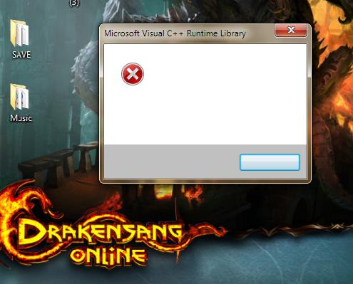 Intresting warning by Orkekum