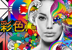 color magic by creativegeek