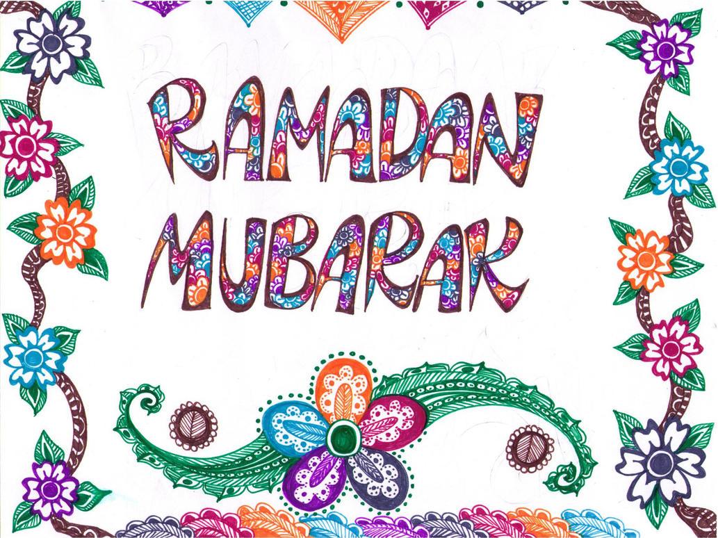 Ramadan Mubarak by xstarsixnxthexnightx