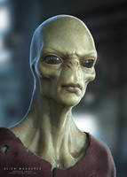 Alien wanderer