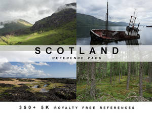 Scotland reference pack