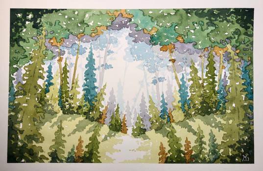 Deep Forest #2