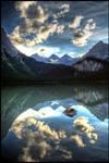 Lower Elk Lake Sunset 2