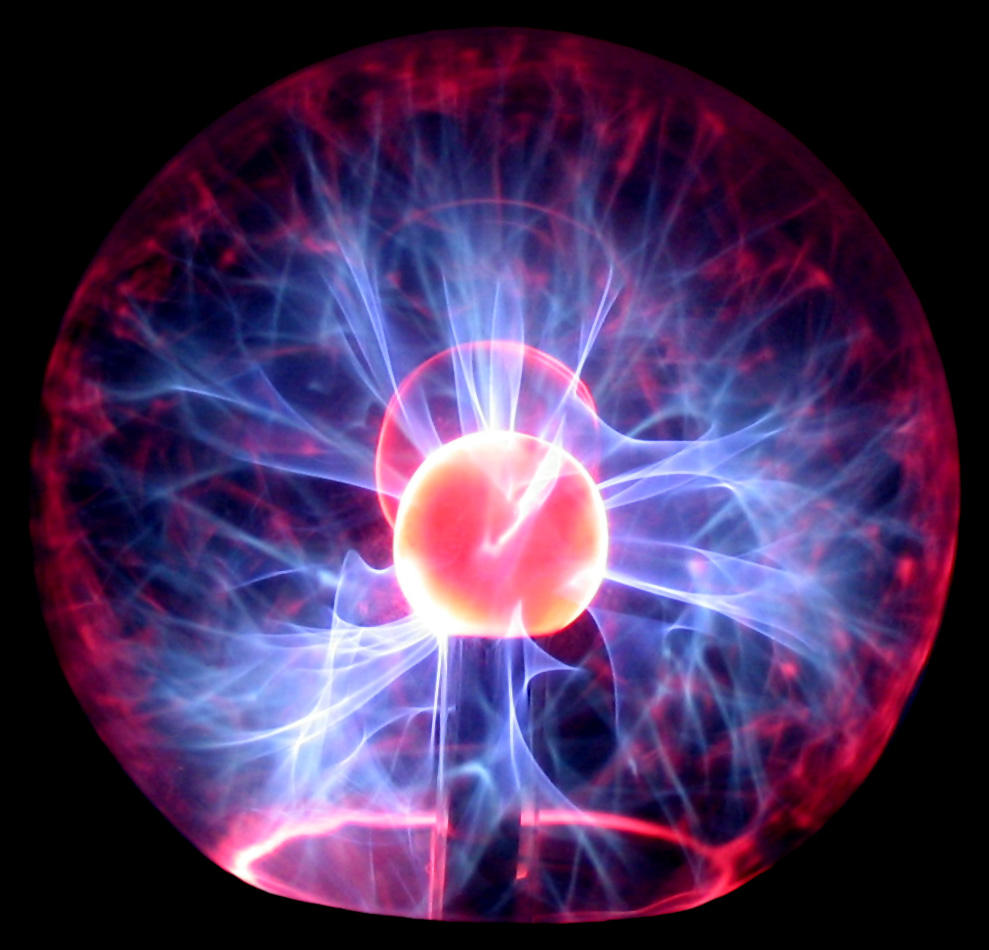 Plasma+Matter ... plasma charged particles positive ions negative ...