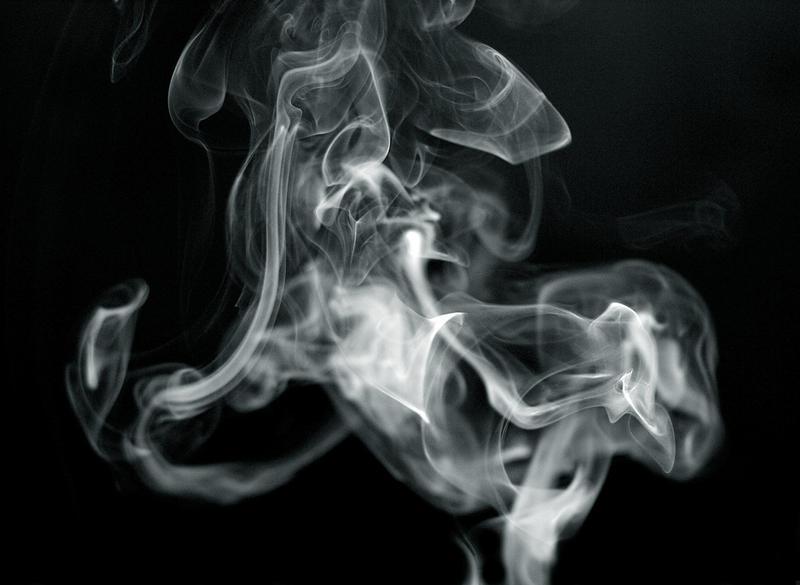Candle Smoke by wasd