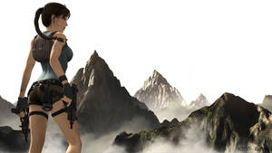 Tomb Raider Classic Render by ReD8ull