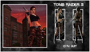 TR3: Gym Suit