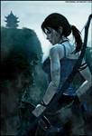 Lara Croft-A Survivor Is Born