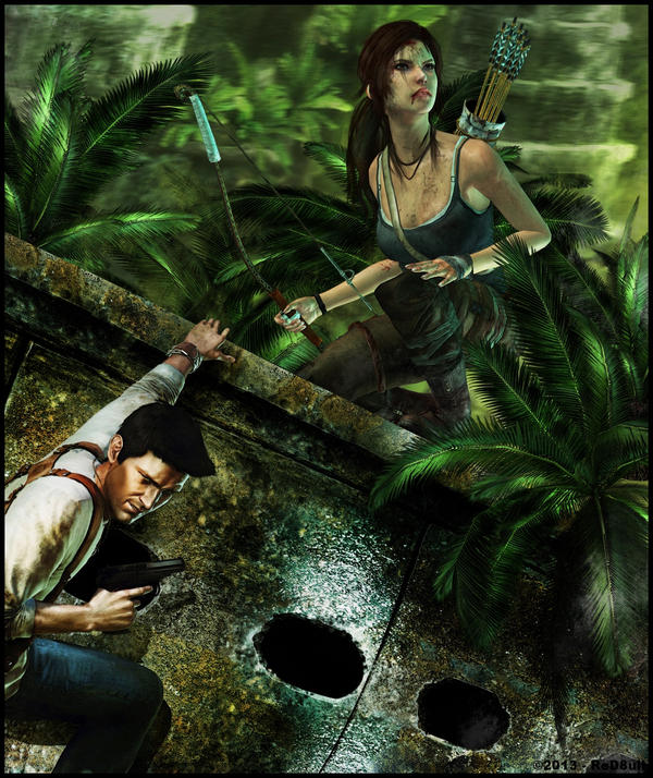 This Extremely Weird Lara Croft Fan Fiction Will Make You