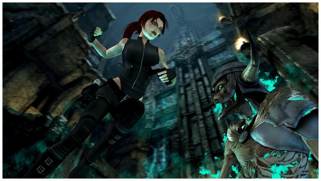 122 - TRU: Lara's Shadow by ReD8ull