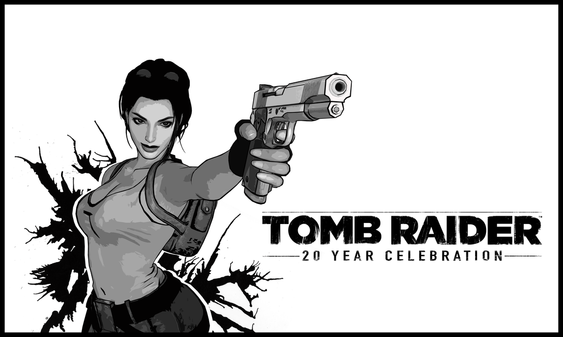 Tomb Raider - 20 Year Celebration by ReD8ull