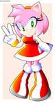 Amy Rose~!