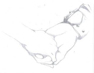 .hachi. nobu. hands by Lobsterbeef