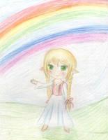 Gift: Li-chan by haoshime