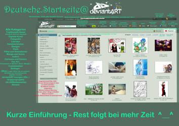 GER: Front Page Translation by dATranslators