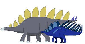 Stegosauridae
