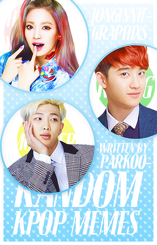 Diy Kpop Book Cover : Random kpop memes book cover by taehyunggie on deviantart