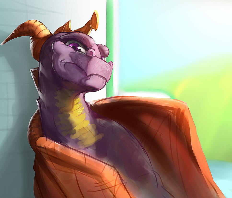 Spyro WarmUp WIP by DonTranes