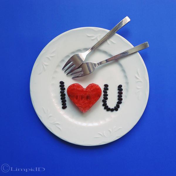i love u by LimpidD