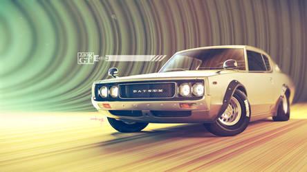 Datsun by KMiklas