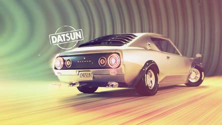 Datsun Two by KMiklas