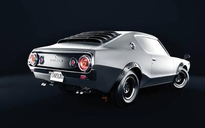 Datsun Steel Two
