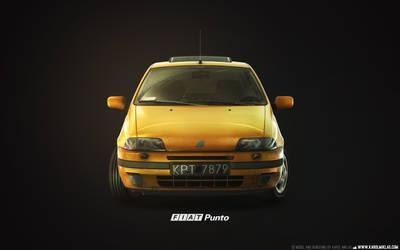 1993 FIAT Punto GT