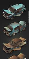Dying Light Car